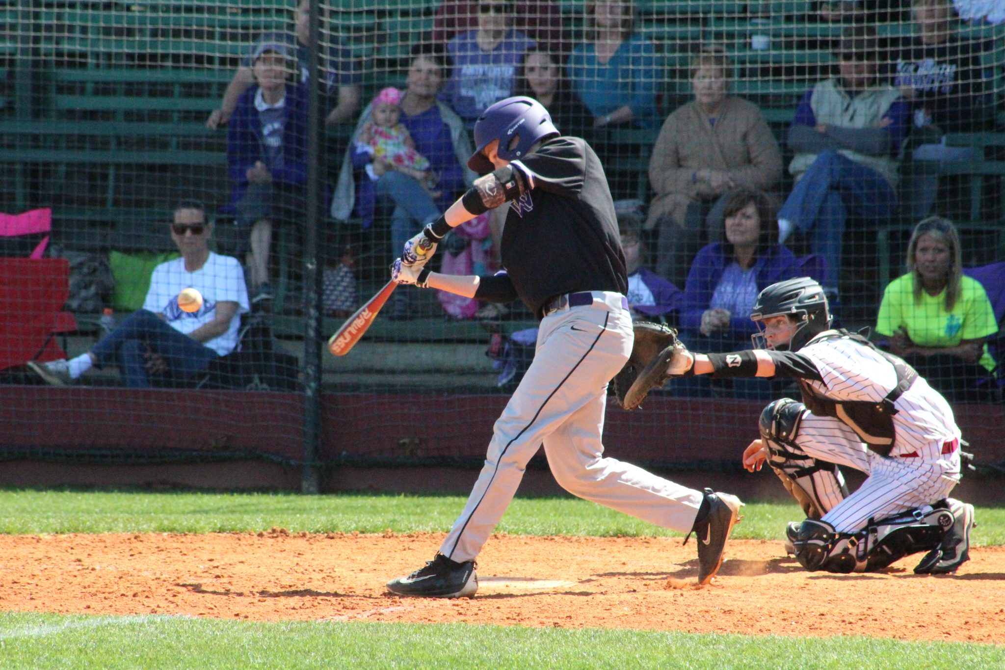 Second-ranked Knights come back, defeat Minden throughout extra innings, 5-4
